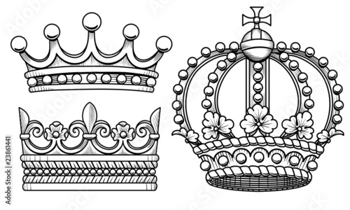 Ornate Crowns