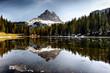 Lago d'Antorno Laveredo
