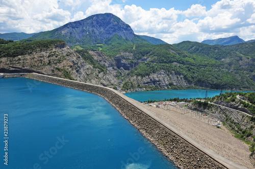 Barrage de Serre Ponçon - 23879273