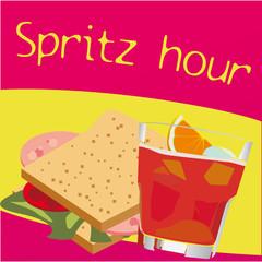 spritz hour