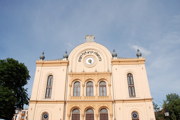 jüdische Synagoge Pécs Ungarn
