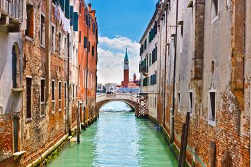 Canal in Venice © sborisov