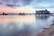 Pier at the Baltic Sea in the early morning - 23887657