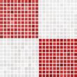 Textur Mosaik Karo