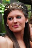 prom girl poster