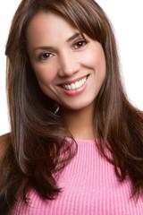 Smiling Latin Woman
