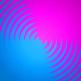 Twirling Colors Background