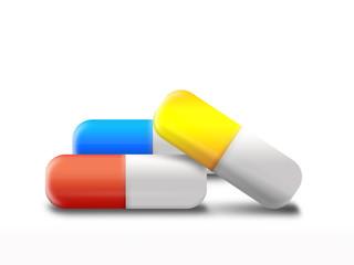 3 pills icon