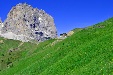 Dolomiti mountains