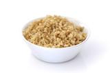 Bol de quinoa cuit