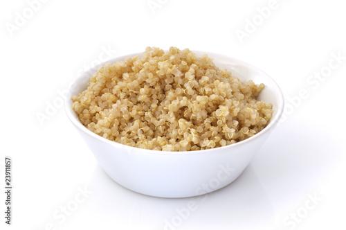 Bol de quinoa cuit - 23911857
