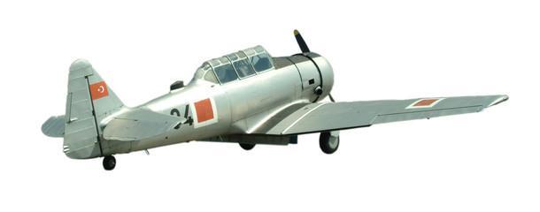 isolated airplane photo