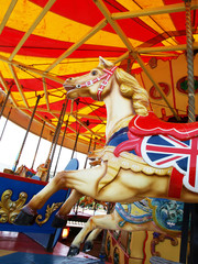 Merry go round – traditional