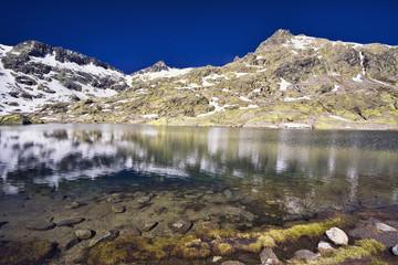 Cerro de los Huertos. Sierra de Gredos