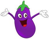 Fototapety Eggplant