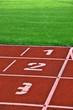 Leinwanddruck Bild - to sprint