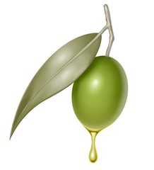 oliva gocciolante