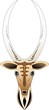 Gazzella Africana-African Gazelle-Vector