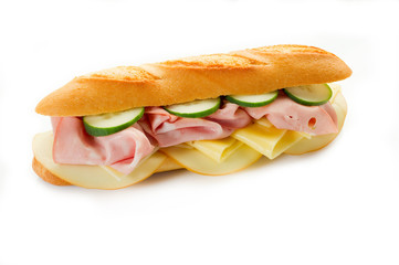 mortadella sandwich- panino con mortadella