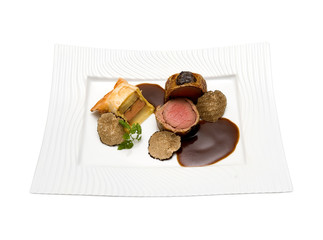 Fillet of veal