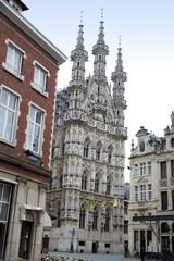 Town hall Louvain  Belgium