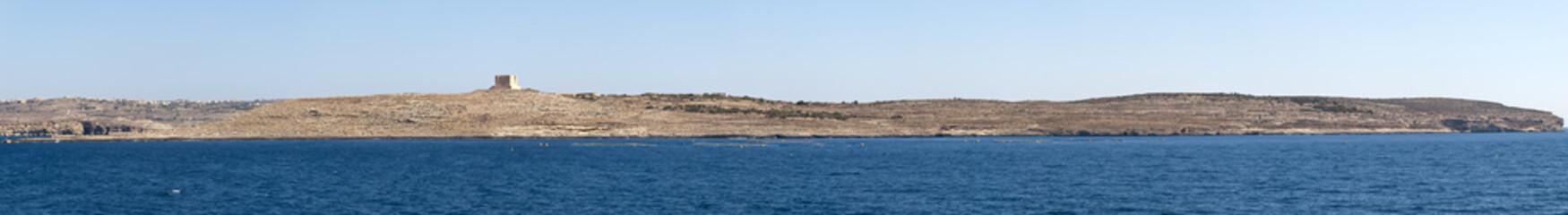 Island of Comino