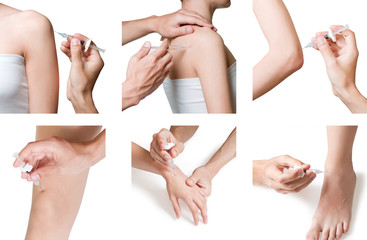 intra-articular injection