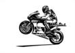 moto gp wheelie - 23952274