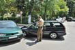 Polizei am Unfallort 4