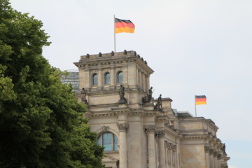 German Reichstag (building) II