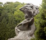 Frederick Chopin Statue - 23961637