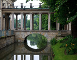 Royal Palace in Lazienki Park - 23961694