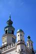 Rathaus in Poznan