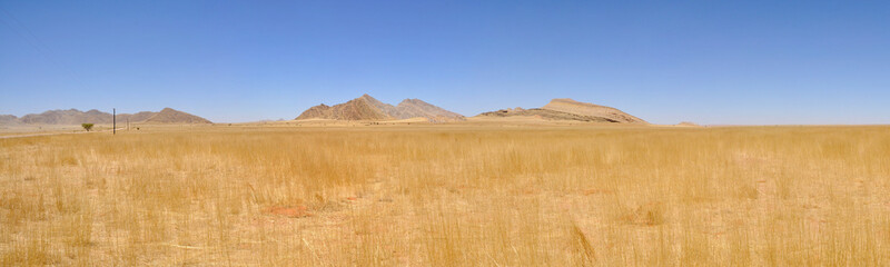 Panoramique Namibie