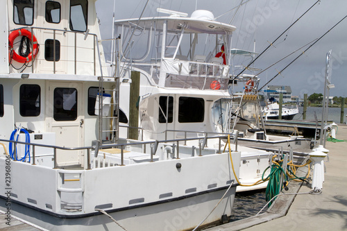 Fishing Charter Boats