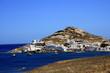 Kleiner Fischerort auf Mykonos