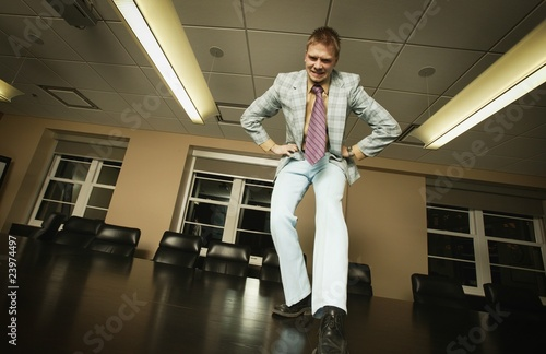 I Got Style - Dancing On Boardroom Table
