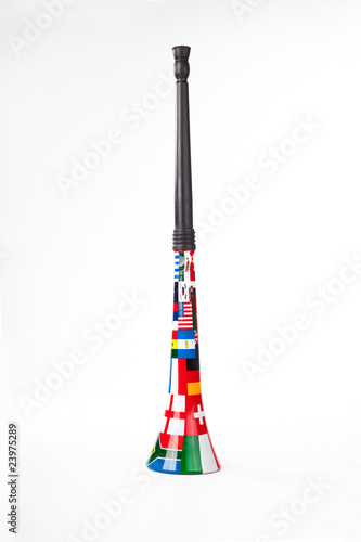 Vuvuzela upright