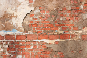 Old wall background.