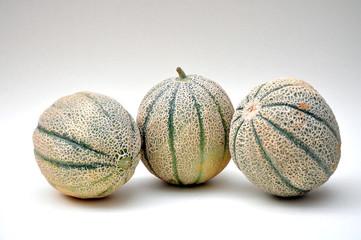 frutta, meloni italiani