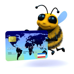 3d Credit bee