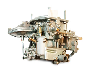 Carburetor from car