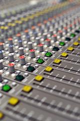Mixing Soundboard
