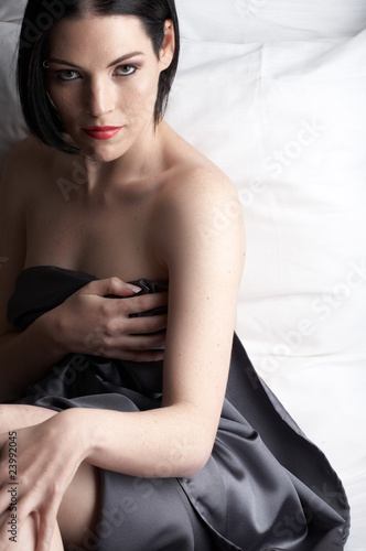 Sexy adult woman