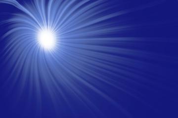 太陽の光線イメージ