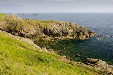 coast, Pointe de Saint Mathieu, Brittany, France