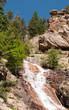 Colorado Springs Waterfall