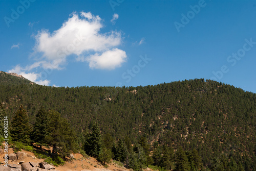 Colorado Mountainside
