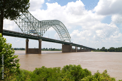 Bridge Over Mississippi