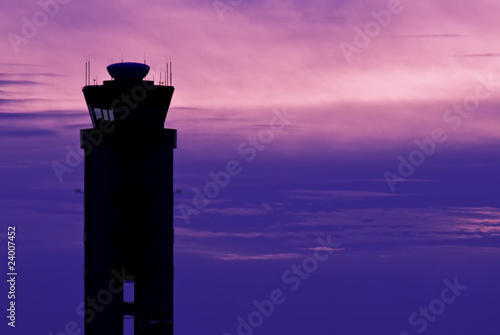 Airport Control Tower - 24007452